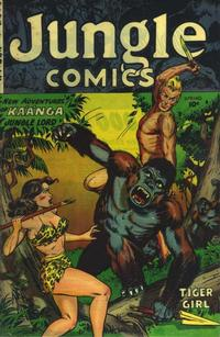 Cover Thumbnail for Jungle Comics (Fiction House, 1940 series) #162