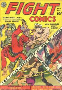 Cover Thumbnail for Fight Comics (Fiction House, 1940 series) #2