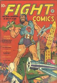 Cover Thumbnail for Fight Comics (Fiction House, 1940 series) #3