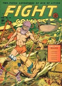 Cover Thumbnail for Fight Comics (Fiction House, 1940 series) #11