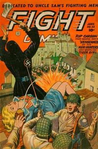 Cover Thumbnail for Fight Comics (Fiction House, 1940 series) #32