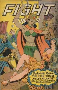 Cover Thumbnail for Fight Comics (Fiction House, 1940 series) #43