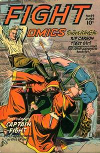 Cover Thumbnail for Fight Comics (Fiction House, 1940 series) #44