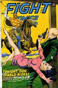 Cover Thumbnail for Fight Comics (Fiction House, 1940 series) #45