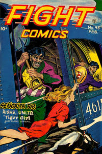 Cover Thumbnail for Fight Comics (Fiction House, 1940 series) #48