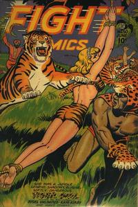 Cover Thumbnail for Fight Comics (Fiction House, 1940 series) #50