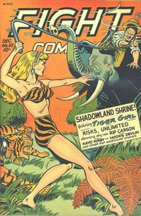Cover Thumbnail for Fight Comics (Fiction House, 1940 series) #53