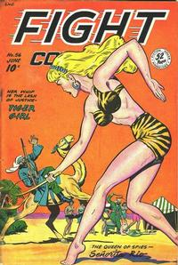 Cover Thumbnail for Fight Comics (Fiction House, 1940 series) #56