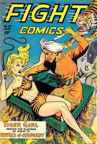 Cover Thumbnail for Fight Comics (Fiction House, 1940 series) #57