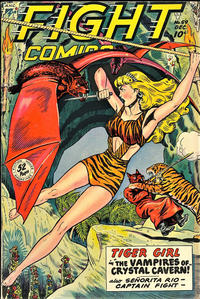 Cover Thumbnail for Fight Comics (Fiction House, 1940 series) #59