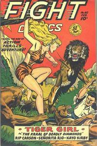 Cover Thumbnail for Fight Comics (Fiction House, 1940 series) #60
