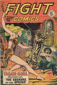 Cover Thumbnail for Fight Comics (Fiction House, 1940 series) #61