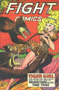 Cover Thumbnail for Fight Comics (Fiction House, 1940 series) #62
