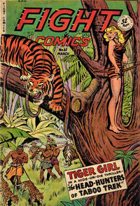 Cover Thumbnail for Fight Comics (Fiction House, 1940 series) #67