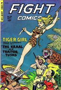 Cover Thumbnail for Fight Comics (Fiction House, 1940 series) #70