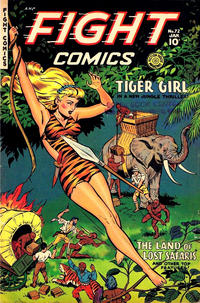 Cover Thumbnail for Fight Comics (Fiction House, 1940 series) #72