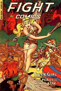 Cover Thumbnail for Fight Comics (Fiction House, 1940 series) #75