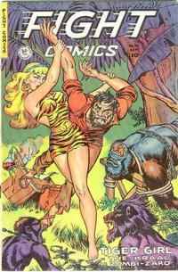 Cover Thumbnail for Fight Comics (Fiction House, 1940 series) #76