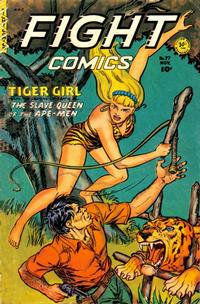 Cover Thumbnail for Fight Comics (Fiction House, 1940 series) #77