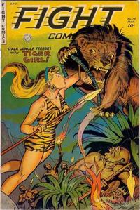 Cover Thumbnail for Fight Comics (Fiction House, 1940 series) #79