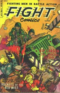 Cover Thumbnail for Fight Comics (Fiction House, 1940 series) #84