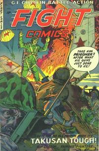 Cover Thumbnail for Fight Comics (Fiction House, 1940 series) #85