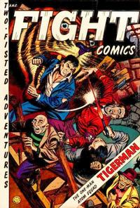 Cover Thumbnail for Fight Comics (Fiction House, 1940 series) #86