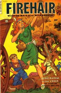 Cover Thumbnail for Firehair (Fiction House, 1951 series) #10