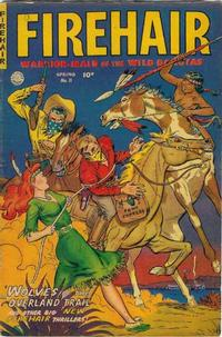 Cover Thumbnail for Firehair (Fiction House, 1951 series) #11