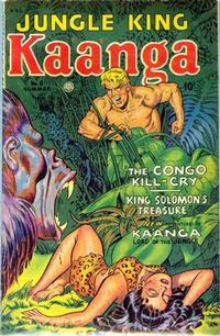 Cover Thumbnail for Kaänga Comics (Fiction House, 1949 series) #8
