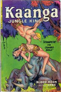 Cover Thumbnail for Kaänga Comics (Fiction House, 1949 series) #10