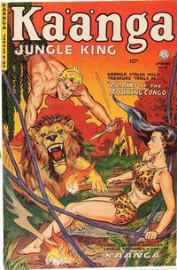 Cover Thumbnail for Kaänga Comics (Fiction House, 1949 series) #11