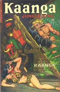 Cover Thumbnail for Kaänga Comics (Fiction House, 1949 series) #12