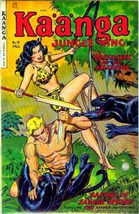 Cover Thumbnail for Kaänga Comics (Fiction House, 1949 series) #13