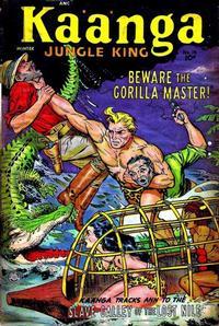 Cover Thumbnail for Kaänga Comics (Fiction House, 1949 series) #14