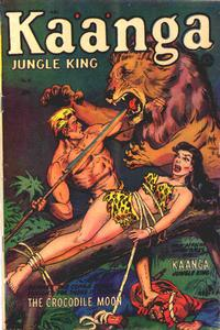 Cover Thumbnail for Kaänga Comics (Fiction House, 1949 series) #15