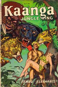 Cover Thumbnail for Kaänga Comics (Fiction House, 1949 series) #17