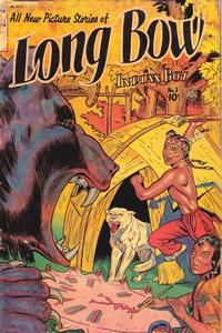 Cover Thumbnail for Long Bow (Fiction House, 1951 series) #2