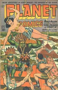 Cover Thumbnail for Planet Comics (Fiction House, 1940 series) #31