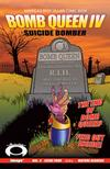Cover for Bomb Queen IV Suicide Bomber (Image, 2007 series) #4