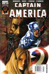 Cover for Captain America (Marvel, 2005 series) #36