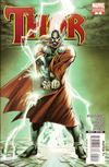 Cover Thumbnail for Thor (2007 series) #5 [Cover B]