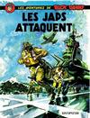 Cover for Buck Danny (Dupuis, 1948 series) #1 - Les japs attaquent