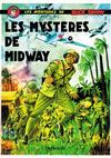 Cover for Buck Danny (Dupuis, 1948 series) #2 - Les mystères de Midway