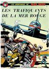 Cover for Buck Danny (Dupuis, 1948 series) #7 - Les Trafiquants de la Mer Rouge