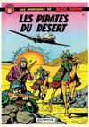 Cover for Buck Danny (Dupuis, 1948 series) #8 - Les pirates du desert