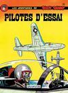 Cover for Buck Danny (Dupuis, 1948 series) #10 - Pilotes d'essai