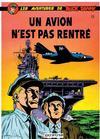 Cover for Buck Danny (Dupuis, 1948 series) #13 - Un avion n'est pas rentré
