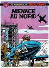 Cover for Buck Danny (Dupuis, 1948 series) #16 - Menace au Nord