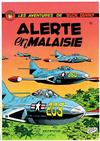 Cover for Buck Danny (Dupuis, 1948 series) #18 - Alerte en Malaisie